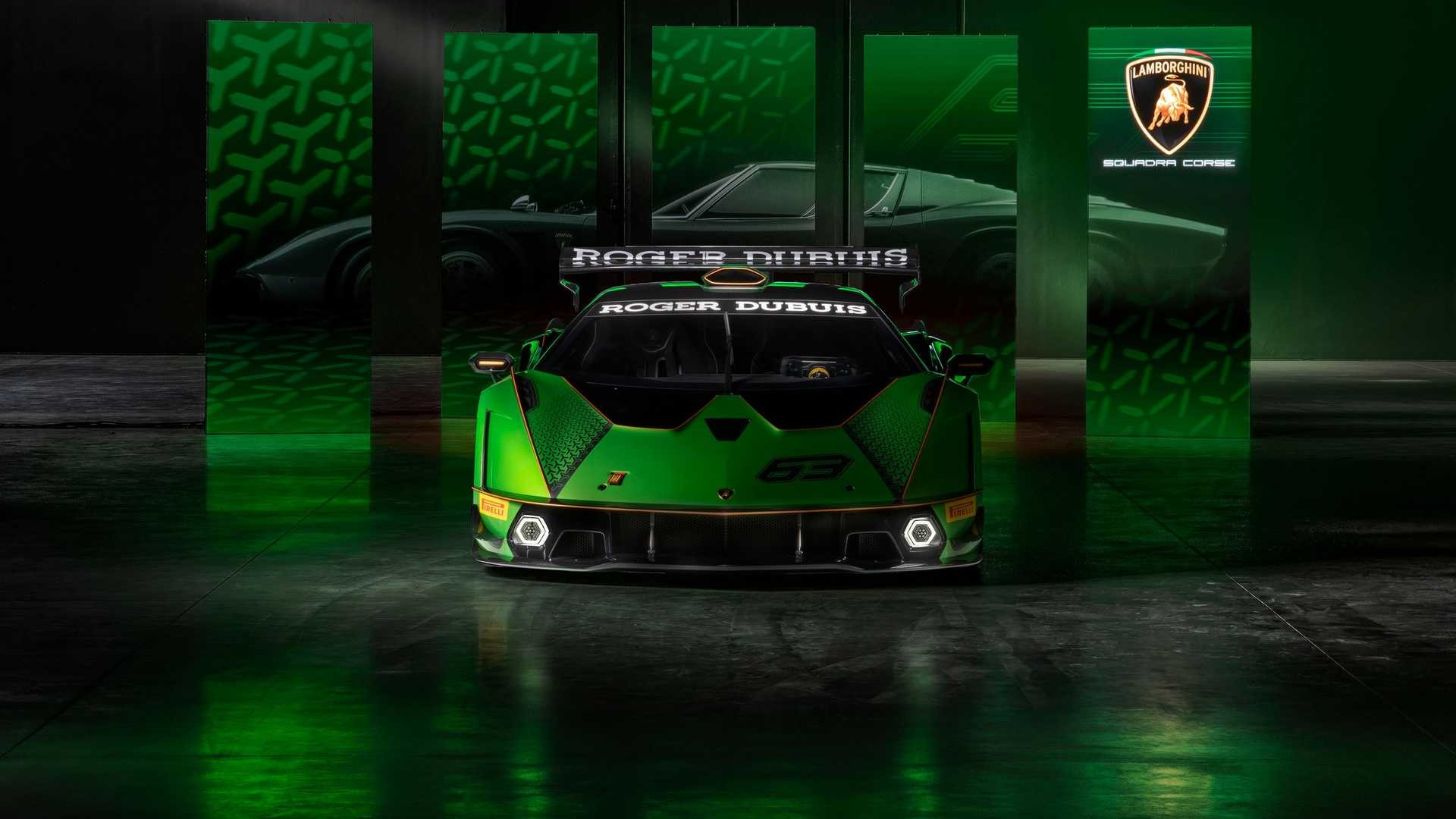 Foto de Lamborghini Essenza SCV12 (4/15)