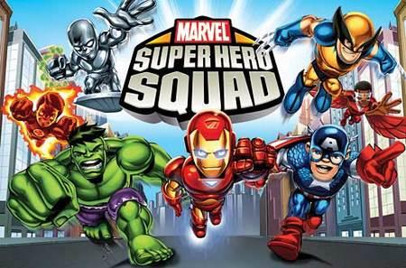 Marvel Squad