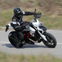 Ducati está preparando una nueva Hypermotard con más electrónica, nuevo escape y mejor parte ciclo