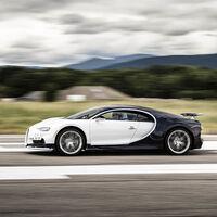 ¡Me lo quitan de las manos! Ya hay 460 Bugatti Chiron fabricados y tan sólo quedan 40 unidades para jubilarlo