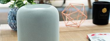 El HomePod está a un precio de escándalo en El Corte Inglés: 263,20 euros por uno de los altavoces inteligentes con mejor sonido