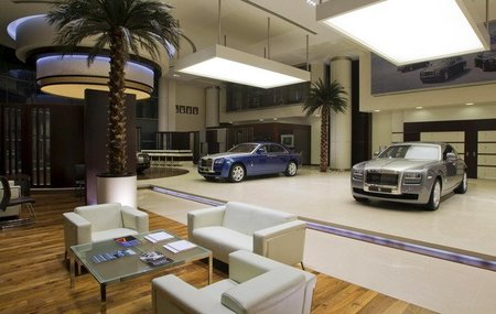 Rolls-Royce llega a Sudamérica en 2012