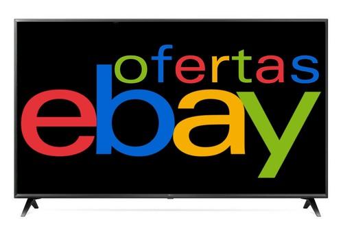 Si buscas una smart TV para tu salón, estas ofertas de eBay en modelos de Samsung y LG te pueden interesar
