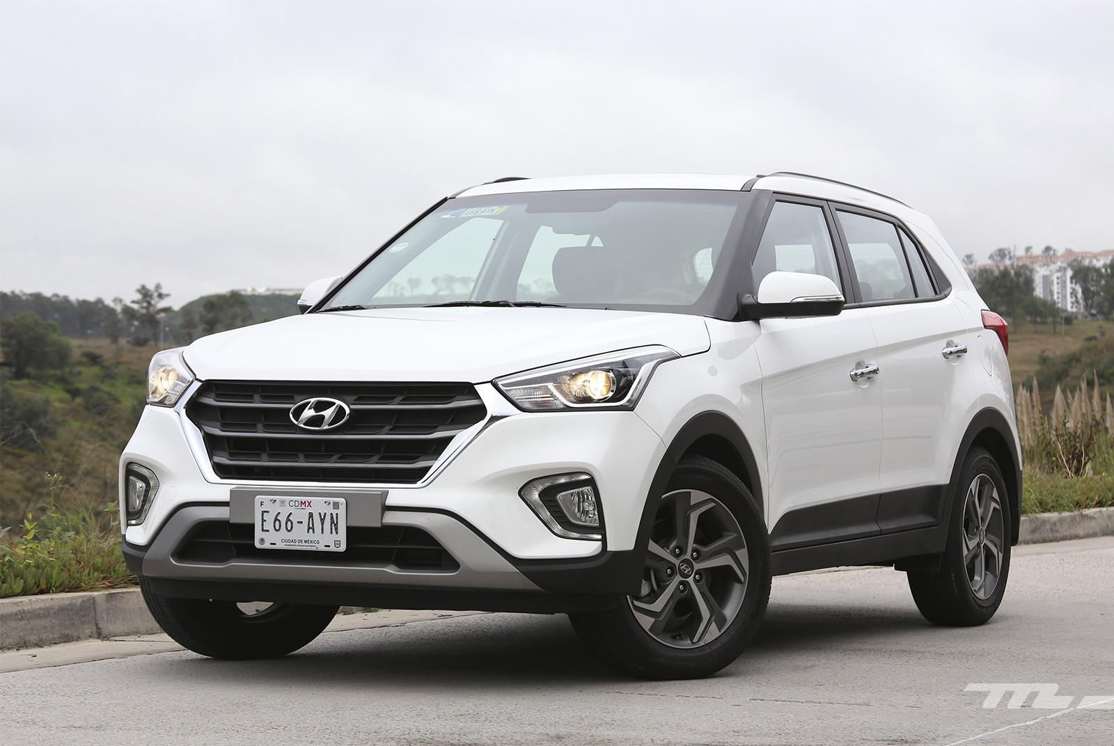 Foto de Hyundai Creta 2019 (prueba) (8/17)