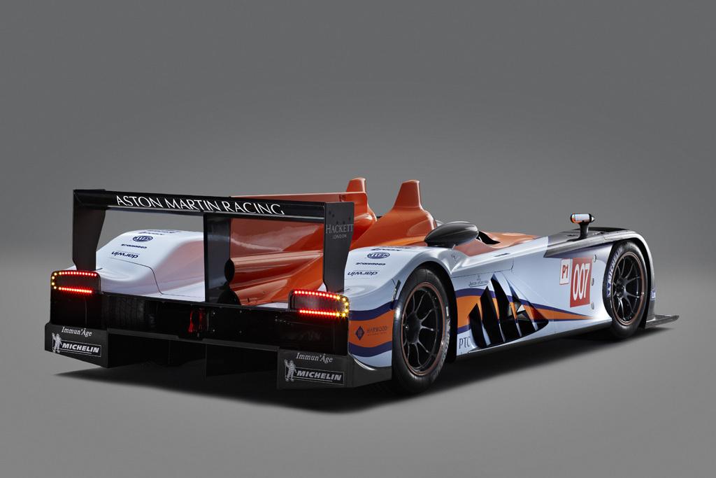 Foto de Aston Martin Racing LMP1 (3/12)