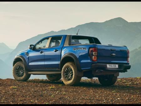Ford Ranger Raptor Pickup Precio Mexico 3