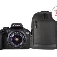 En los Outlet Days de MediaMarkt, tenemos de nuevo un interesante kit con la Canon EOS 4000D, ahora más barato aún, por 359 euros