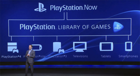 PlayStation Now, servicio online multiplataforma de juegos PlayStation