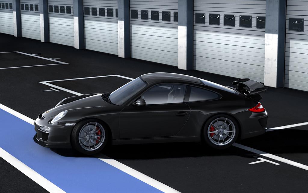 Foto de Porsche 911 GT3 2009 (50/132)