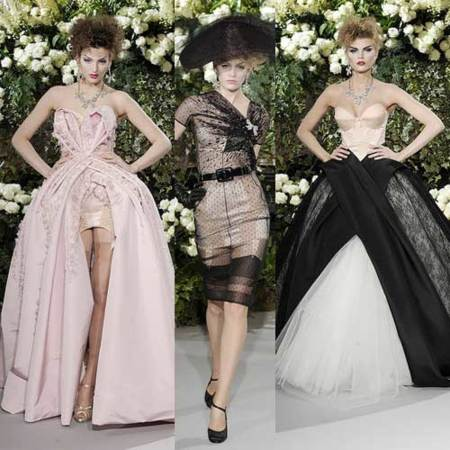 Dior Alta Costura Otoño 2009