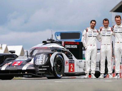 Porsche se lleva el título de constructores del WEC un año más