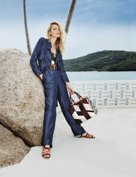 River Island Spring Summer 2016 Campaign01