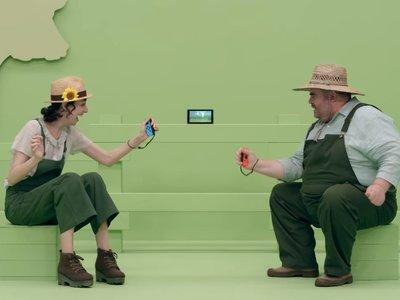 Este es 1-2-Switch, el juego que no necesita que miremos a la pantalla de Nintendo Switch