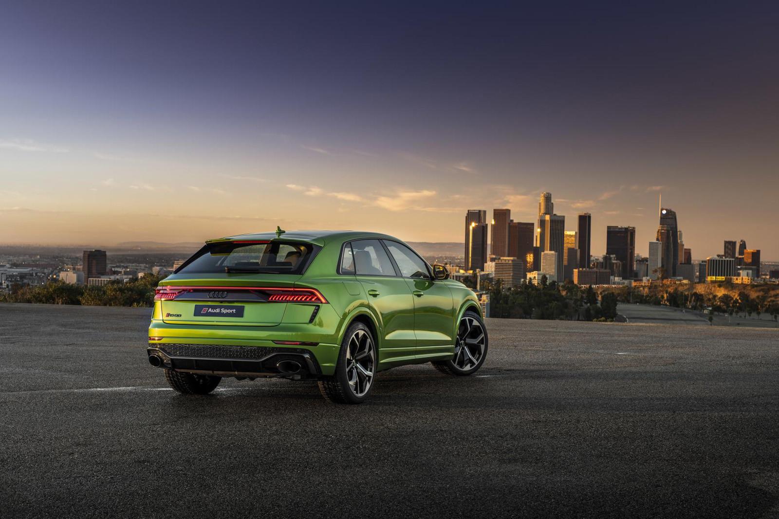 Foto de Audi RS Q8 2020 (5/47)