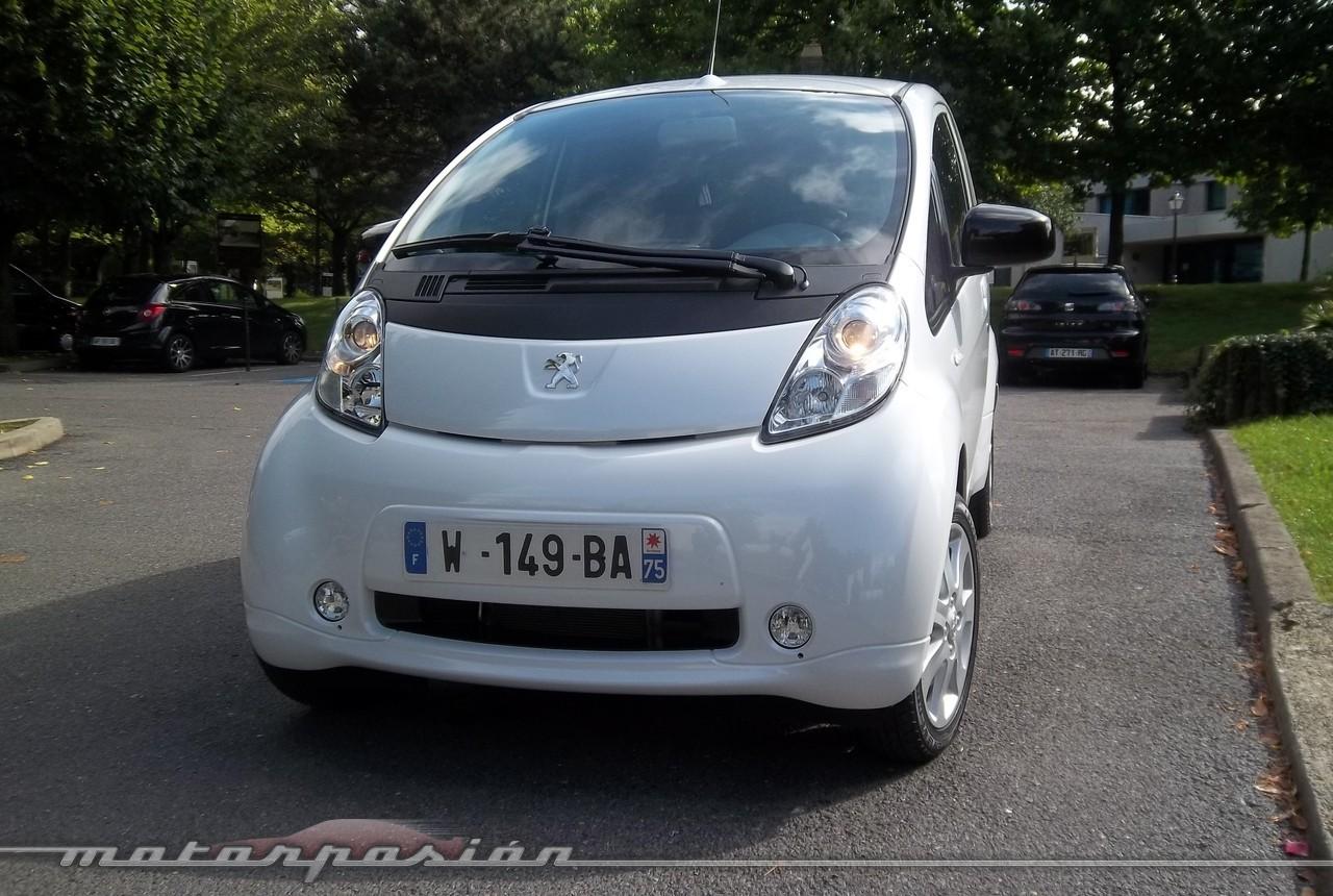 Foto de Peugeot i0n (presentación) (30/50)