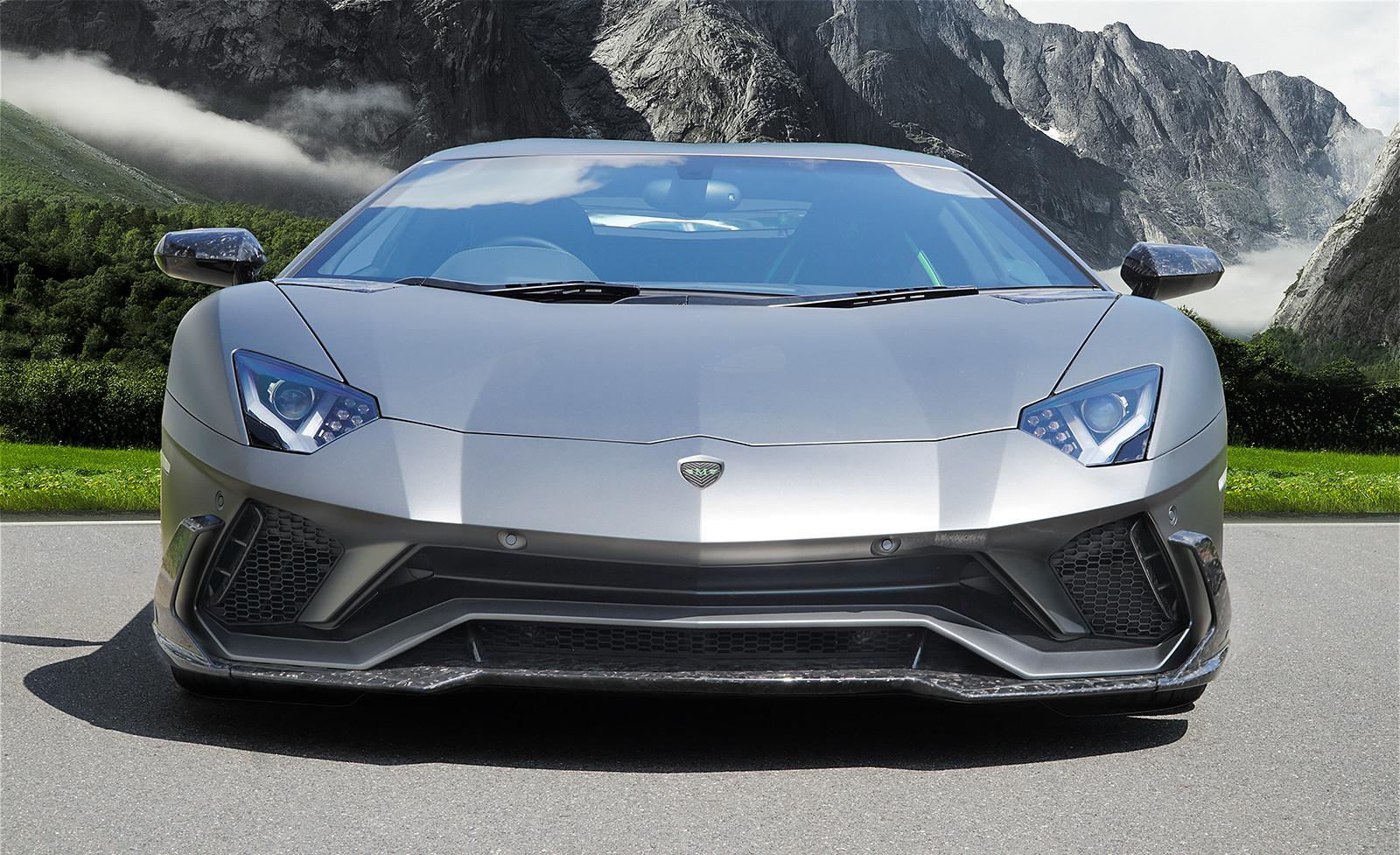 Foto de Lamborghini Aventador S Mansory (7/8)