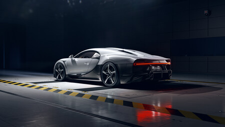 Bugatti Chiron Super Sport.