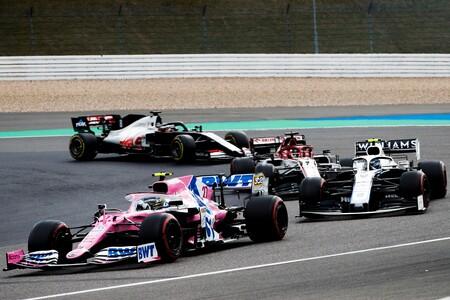 Hulkenberg Nurburgring F1 2020
