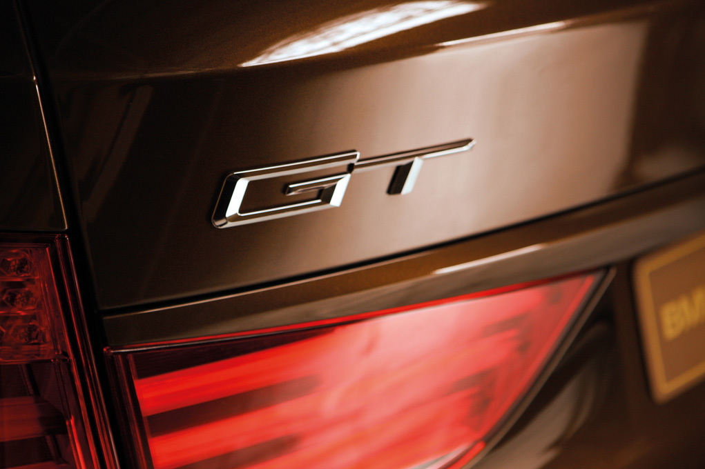 Foto de BMW Serie 5 Gran Turismo Trussardi (11/12)