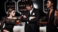 Calendario Campari 2011 con Benicio del Toro (todas las imágenes)