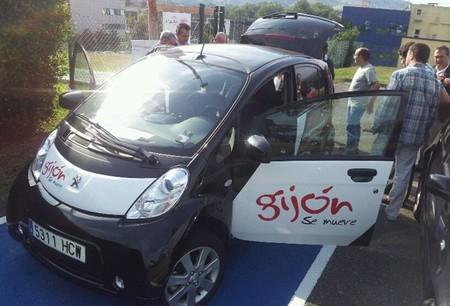 'Car sharing' de coches eléctricos en el Parque Científico Tecnológico de Gijón