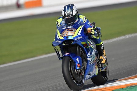 Alex Rins Test Motogp 2019