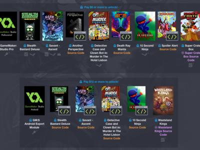 Este Humble Bundle te ayudará a hacer juegos para Android: fácil de usar y muy barato