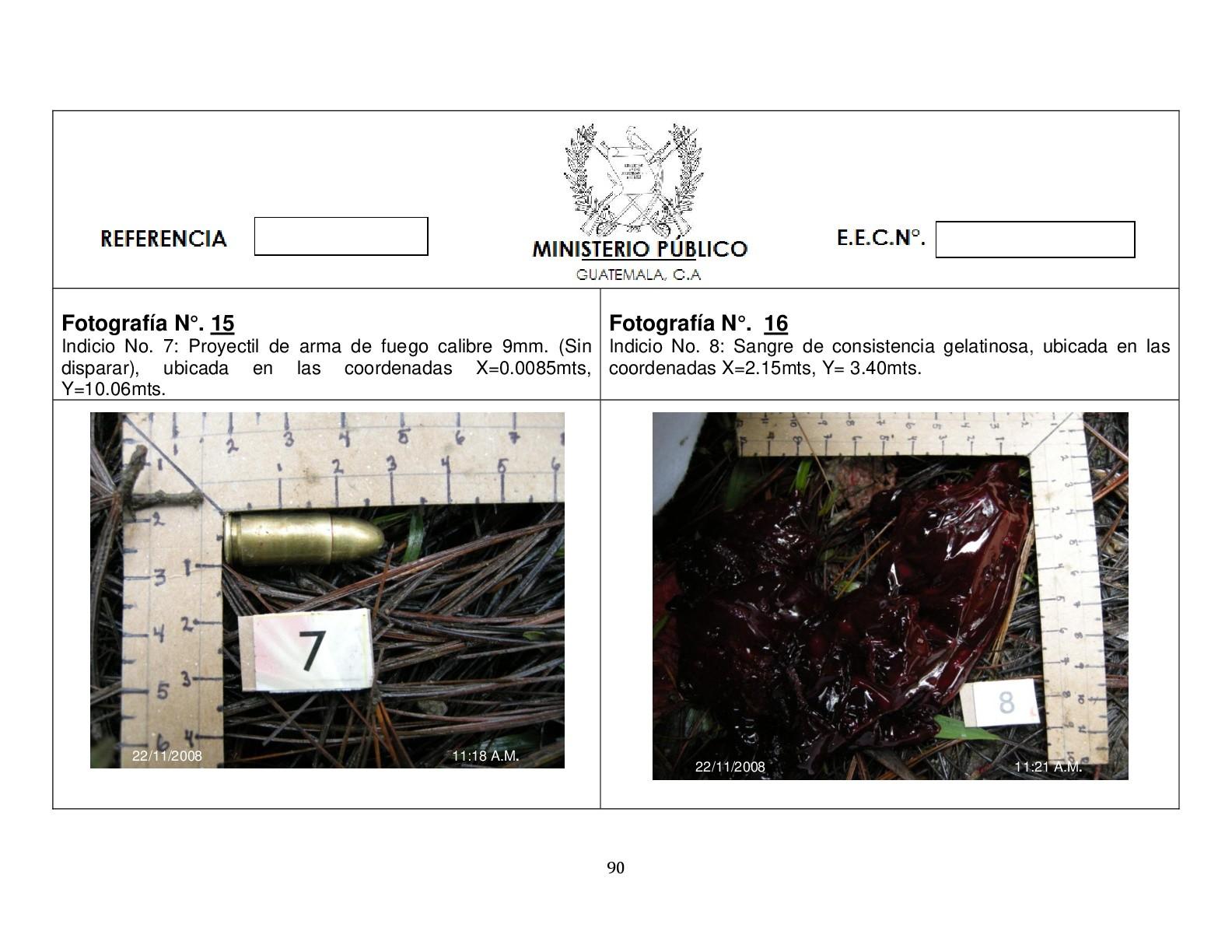 Foto de Simulación balacera contra motorista (8/12)