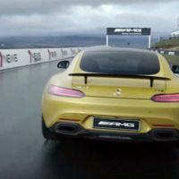 Bernd Schneider, el Mercedes-AMG GT S y un circuitazo como el de Bathurst (vídeo)