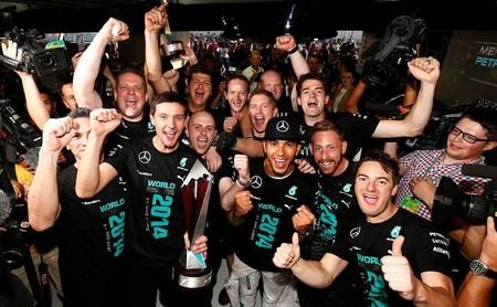Más de 400 millones de euros para ser Campeones del Mundo de Fórmula 1