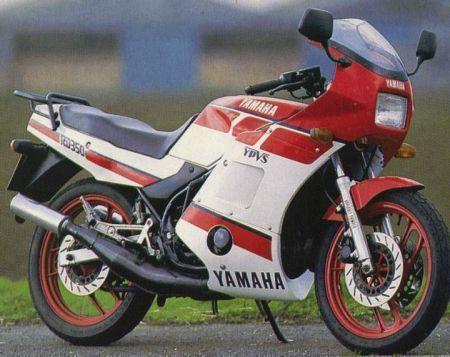 Nuestras motos de leyenda: Yamaha RD350