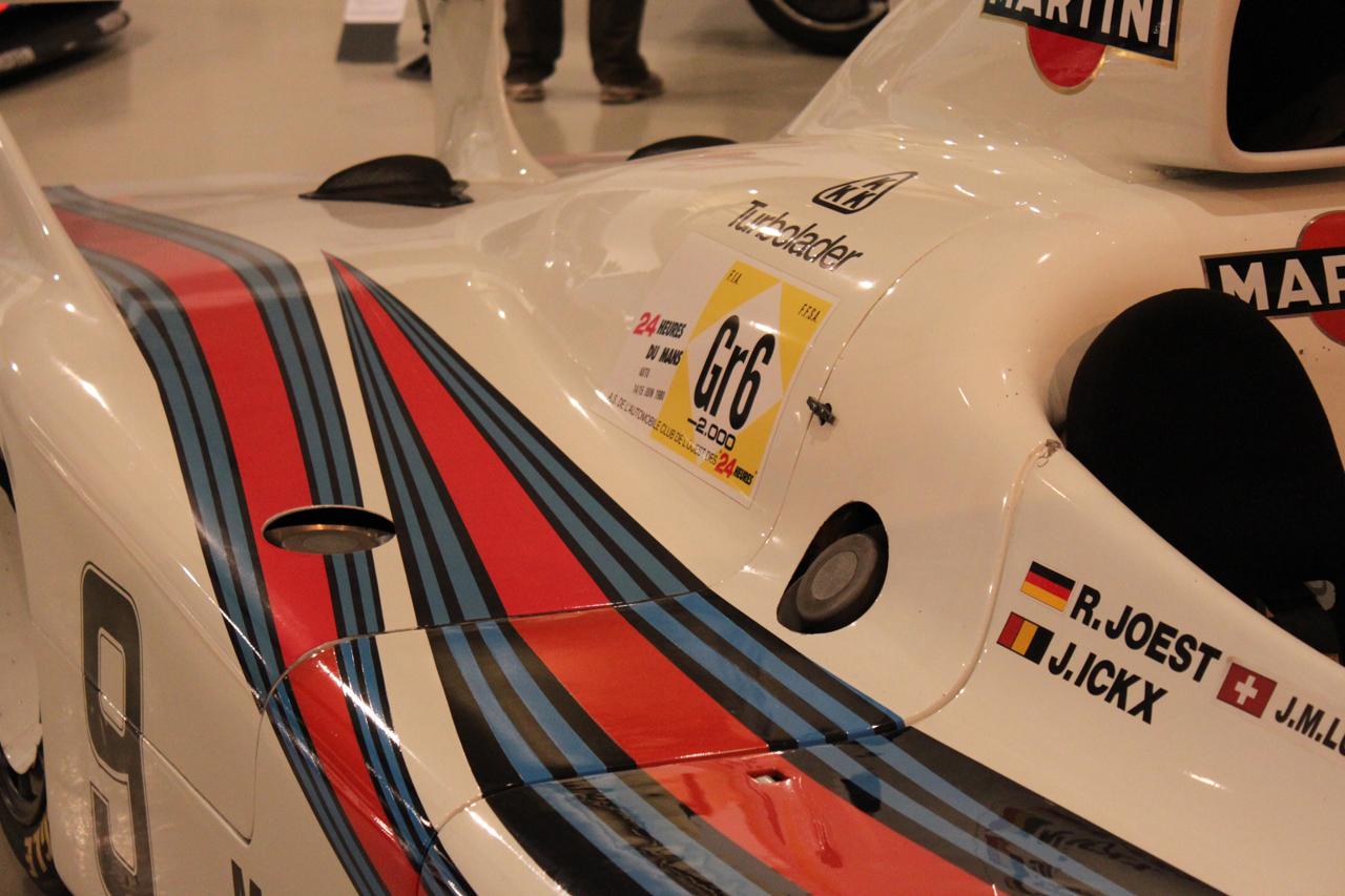 Foto de Museo 24 horas de Le Mans (105/246)