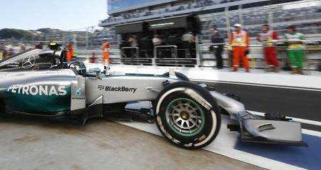 Los Piedrelli marcan el Gran Premio de Rusia