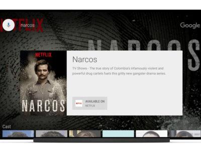 Google conecta Netflix con las búsquedas en Android TV