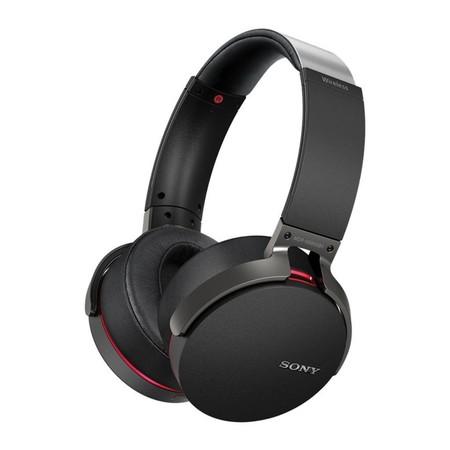 Auriculares Sony Mdr Xb950b1b Bluetooth Black