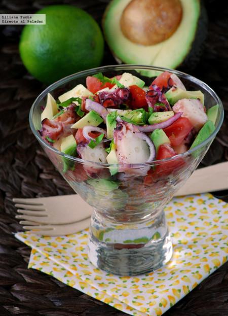 Paseo por la gastronomía de la red: recetas frescas para días calurosos
