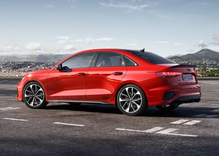Audi S3 2022 Mexico 2