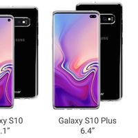 Galaxy S10, S10 Lite y S10 Plus: así sería el diseño de la nueva familia insignia de Samsung