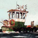 'Un océano de amor': una fantástica odisea muda  de Lupano y Panaccione