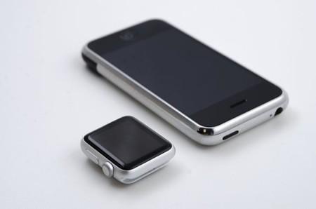 Imagen de la semana: Apple Watch, el hijo perdido del primer iPhone