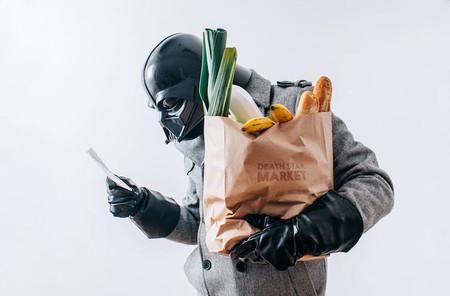Estas fotos muestran que si Darth Vader tuviera una vida común sería tan aburrida y monótona como la nuestra