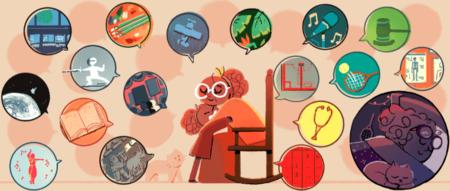 El doodle de hoy de Google es el cuento feminista que nos hubiera gustado que nos contaran de pequeños