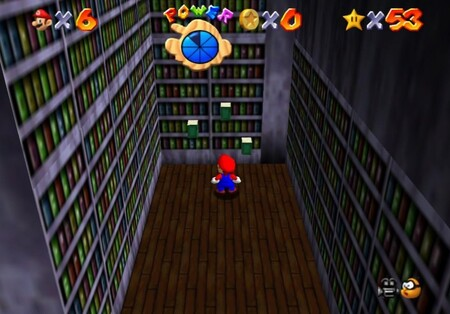 Super Mario 64: cómo conseguir la estrella Secret of the Haunted Books de Big Boo's Haunt