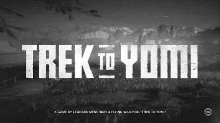 Trek to Yomi es la prometedora respuesta de Devolver Digital a la moda de los combates entre samurais