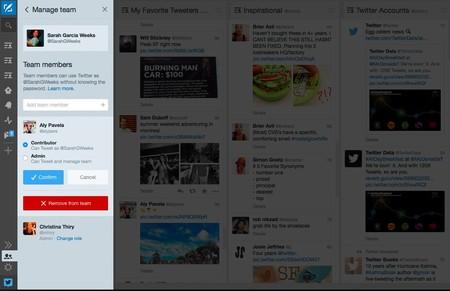 Grupos Usuarios Twitter