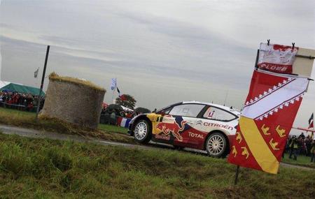 Rally de Alsacia 2010: Sébastien Loeb aumenta el ritmo y amplia ventajas