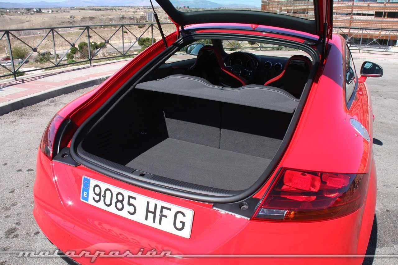 Foto de Audi TT RS S-Tronic (miniprueba) (38/51)