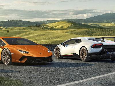 Este es el Lamborghini Huracán Performante: con aerodinámica activa y 640 CV bate al Porsche 918 Spyder en Nürburgring