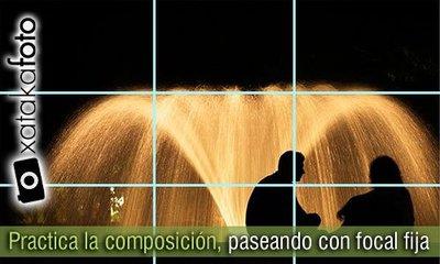 Practica la composición, sal de paseo con una focal fija