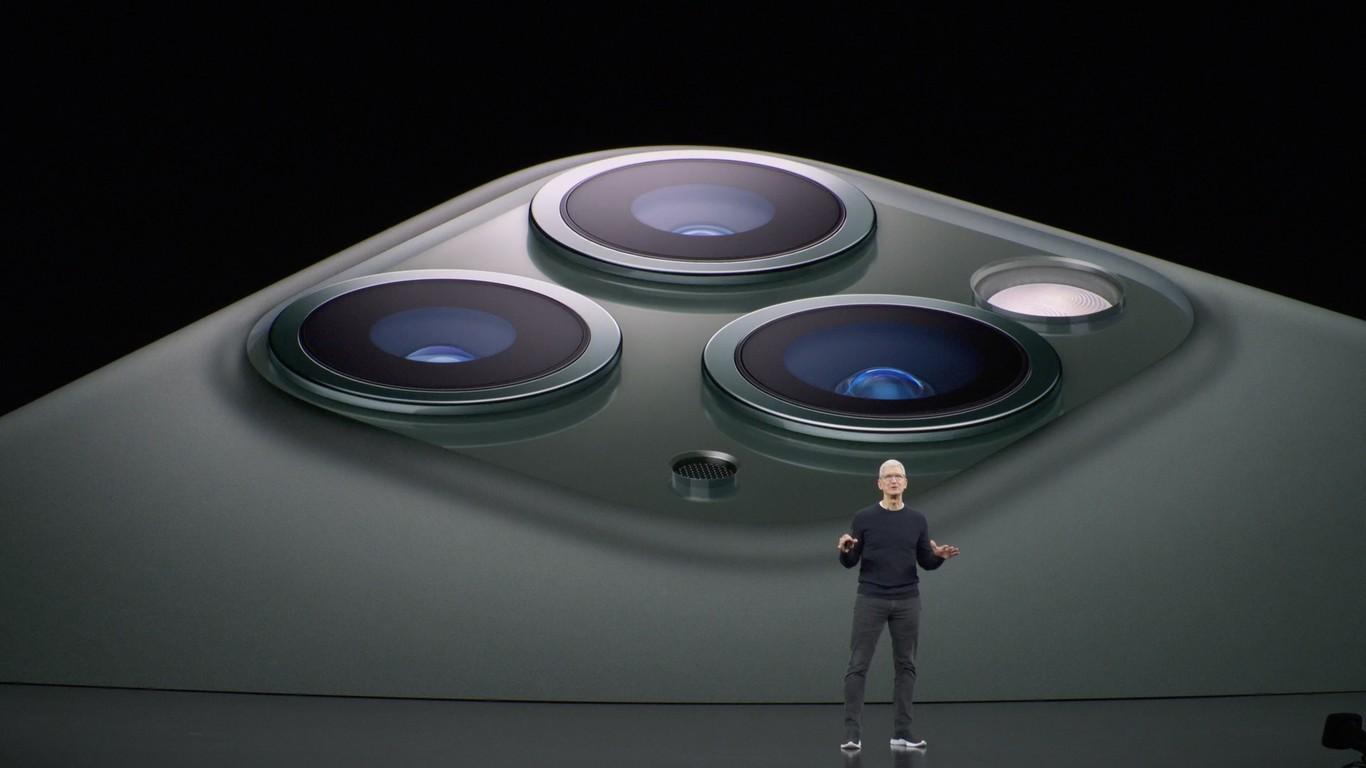 Apple presenta los nuevos iPhone 11 Pro y iPhone 11 Pro Max: triple cámara, pantalla 'Pro' y chip A13 Bionic